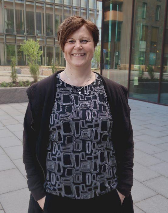 Agneta Eriksson systemkonsult